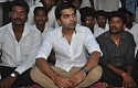 STR Supports Tamil Eelam Protest