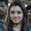 Flag off by Hansika