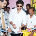 Vijay at Appa Restaurant Launch