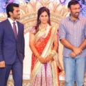 Ram Charan Teja Upasana Wedding Reception