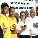 Washington Apple Official Fruit of CSK