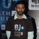 Dhanush at Lets Switch Off India
