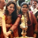 Tamannah Inaugurates Kalanikethan Showroom