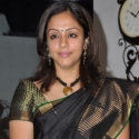 Jyothika launches lakshmi sarees