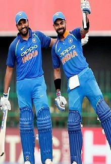 Discussing Virat Kohli and Rohit Sharma as Captain