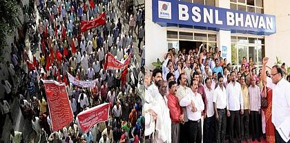 Biggest labour strikes in India