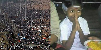COMMON PEOPLE WHO GOT FAMOUS DURING THE JALLIKATTU PROTEST