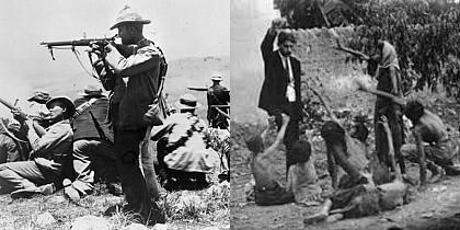 Evil crimes Of the British Empire
