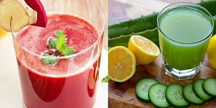 Five best detoxification juice recipes for cleansing