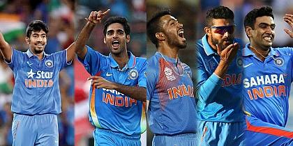 India's probable playing 11 for Champions Trophy 2017