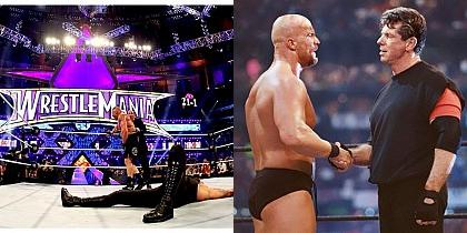 Moments that will forever stay in Wrestlemania's history