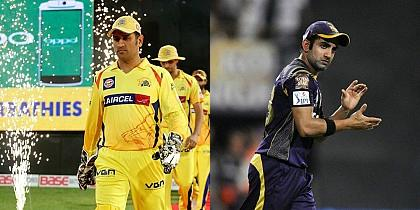 Most successful captains in the IPL history