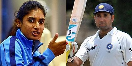 Padma award winning popular Indian cricketers