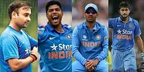 Predicting India's squad for ICC Champions Trophy 2017