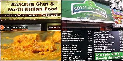 Top 6 cheap and tasty places to eat in Chennai!