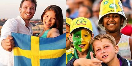 Top ten 'happiest' countries in the world