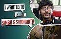 I wanted to roast Simbu & Siddharth - RJ Balaji