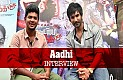 Aadhi - I would love to do a romantic subject