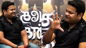 Vishwaroopam 2, Maniratnam, Avatar & Cooking - Candid Ghibran for you!