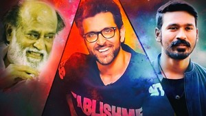 Hrithik's Exclusive - About Rajini, Shankar, Dhanush & Prabhudeva like never before! | Maatheyosi