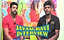 Jayam Ravi - There was no ego clash between Trisha & Anjali
