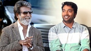 What happened when Ranjith asked Rajini sir for a retake? - Kalaiarasan