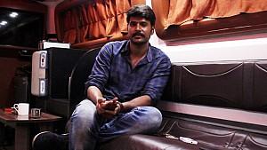Gautham Menon's MOSAMANA MOKKA Assistant Director is me - Sundeep Kishan