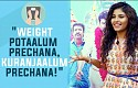 Anjali - Weight potaalum PRECHANA, kuranjaalum PRECHANA!