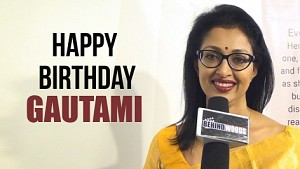 Happy Birthday Gautami!