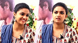 Keerthy Suresh - The Kaaju Katli of Tamil Cinema