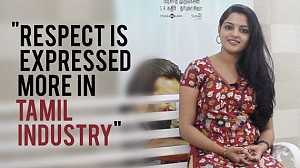 Respect is expressed more in Tamil Industry - Nikhila Vimal