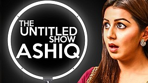 HUNGRY: Nikki Galrani asks for Pizza and Aattukaal Soup | The Untitled Show 02