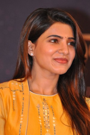Samantha Ruth Prabhu (aka) Actress Samantha