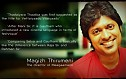 Audience's intelligence won't be ridiculed in Meagaamann - Magizh Thirumeni