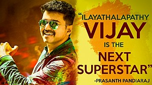 Vijay is the next Superstar- Prasanth Pandiaraj | Bruce Lee Director