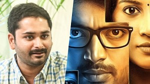 Adhe Kangal Director Rohin Venkatesan - I got scolding from CV Kumar | Exclusive Interview