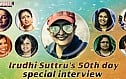 Irudhi Suttru's 50th day special interview of popular women directors.