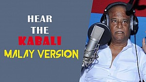 KABALI Rajini's Malay dubbing - Don't Miss the fun