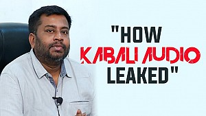 How Kabali Audio Leaked - Editor Praveen KL
