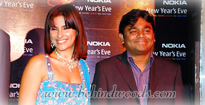 Nelly Furtado & A.R.Rahman