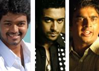Vijay, Surya & Maddy