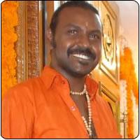 lawrence raghavendra temple