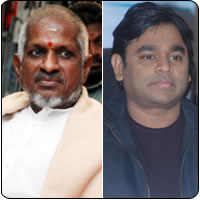 ILAYARAJA AND RAHMAN