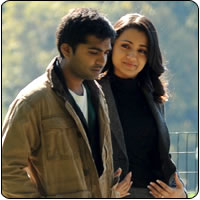 trisha and simbu