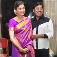 Devayani's Husband On A New Innings - Devayani ...