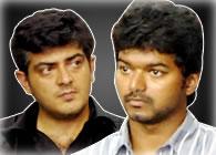 Ajith, Vijay