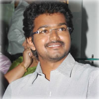 Vijay to fight it out alone without political support ...