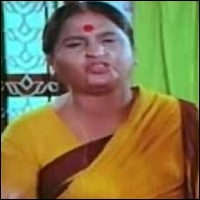 Actress Gandhimathi passed away