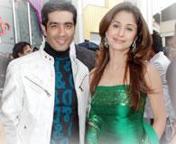 Manish malhotra & Urmila