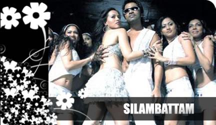 Silambattam Music Review | Vinod's Weblog